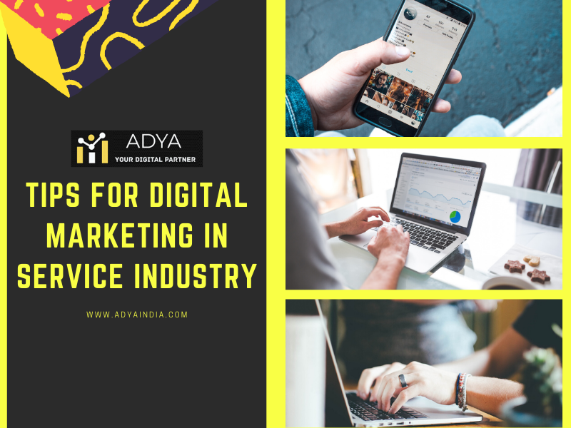 Tips for Digital Marketing in the Service Industry